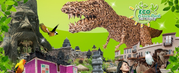 Eco Green Park Batu