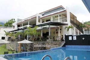 Villa Di Batu Yang Ada Kolam Renang