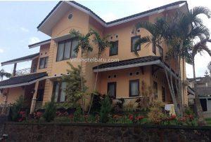 Villa di Batu Malang Dekat Jatimpark
