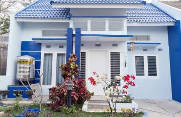 Blue Villa Batu