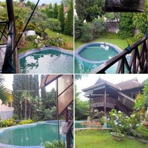 Sewa Villa Kolam Renang Dekat Selecta