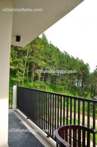 View Villa Kusuma Kawai Pinus Batu