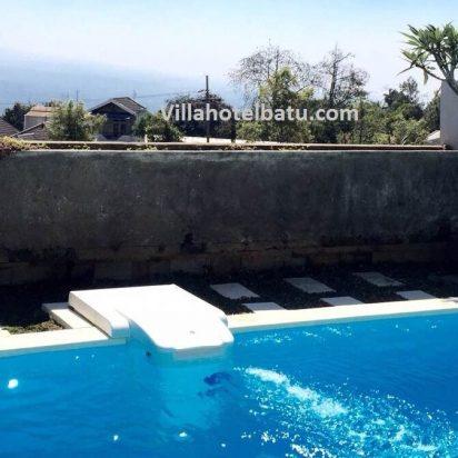 Villa-Villa Strategis di Batu dengan Fasilitas Kolam Renang