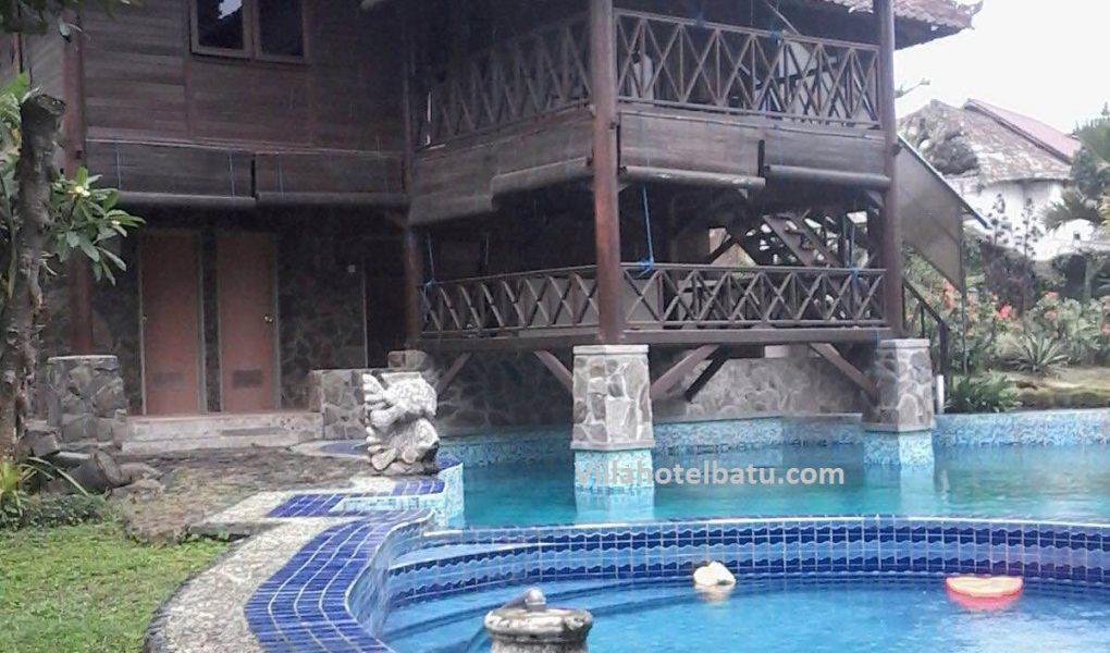 Villa Batu Omah Kayu Sidomulyo