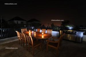 Villa Batu Fasilitas Barbeque