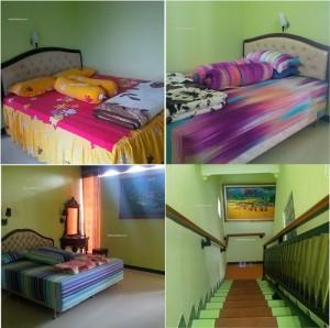 Villa Batu 3 kamar dekat selecta