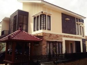 Sewa Villa Bangunan Modern Minimalis