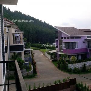 Balkon Filosofi Villa Batu