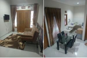 Harga Sewa Villa 3 kamar Tidur Kusuma Estate Batu Malang