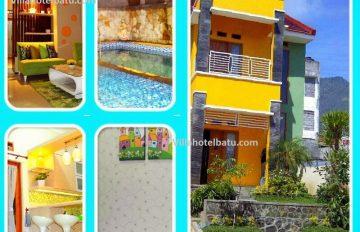 Harga Sewa Villa Kusuma Estate Batu Malang