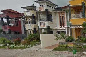 Harga Villa Di Sewakan Kusuma Estate Batu Berdasarkan Jumlah Kamar
