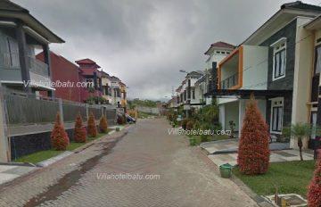 Komplek Villa Kusuma Estate Batu Dekat Museum Angkut