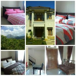 Sewa Rumah Harian Di Kusuma Estate Batu Malang