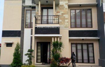 Filosofi Villa Batu Dekat Museum Angkut