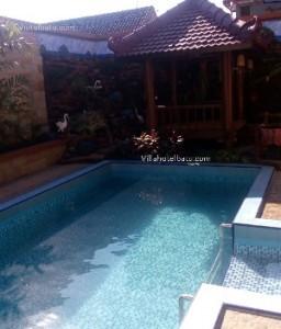 Tarif Villa Kusuma Estate Kolam Renang
