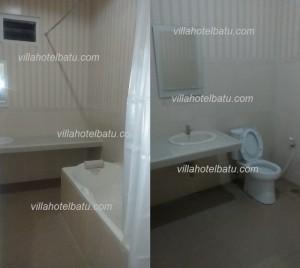 Villa Di lengkapi Bath Up di batu Malang
