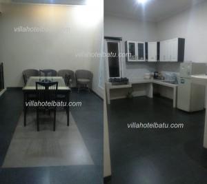 Villa San Luis Batu di lengkapi alat dapur