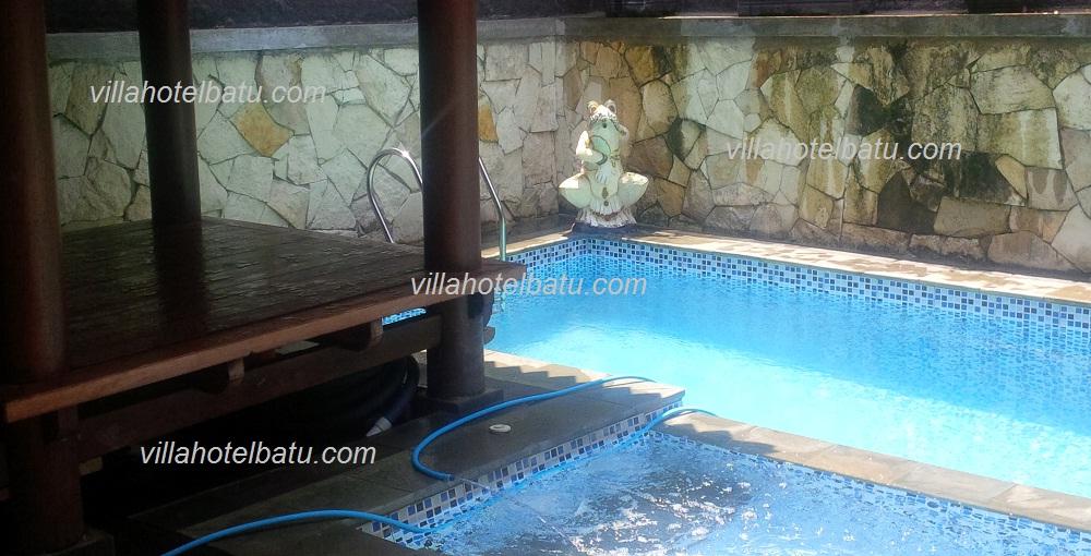 Villa Di Batu Malang Fasilitas Kolam Renang Pribadi