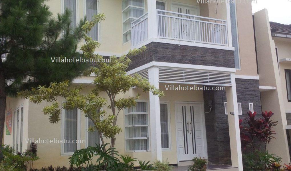 Villa Apel A8 Batu Kolam Renang