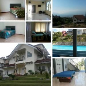 Villa Di Batu Malang Dengan Kolam Renang