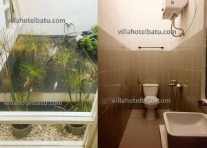 Villa Depan Secret Zoo Batu