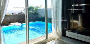 Villa kolam renang pribadi di Batu Malang