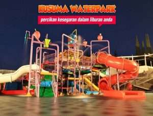 Asyiknya Menikmati Wisata Air di Kota Batu Malang
