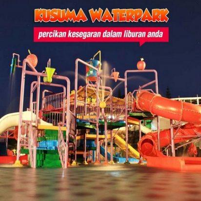 Asyiknya Menikmati Wisata Air di Kota Batu, Malang