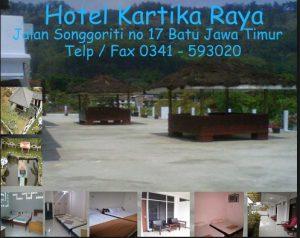 Hotel Kartika Raya batu