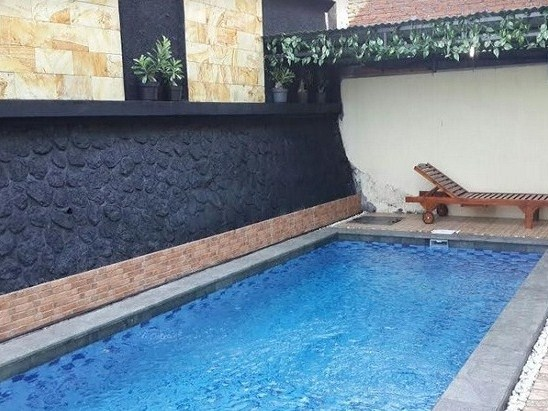 Penginapan Di Batu Private Pool