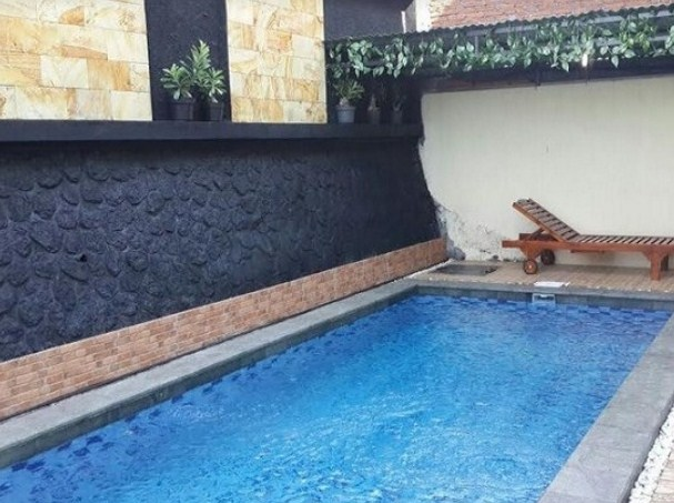 Villa San andreas Batu Private pool