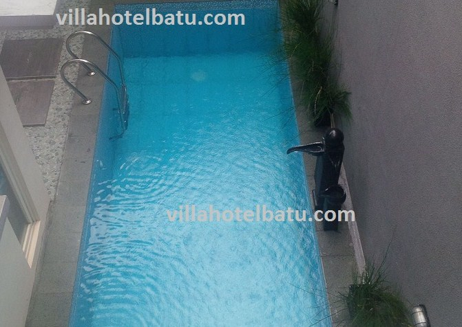 Villa apple green batu malang