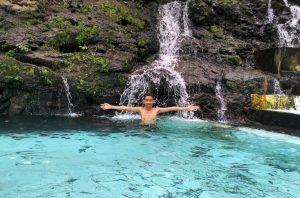 Objek wisata pemandian Kalireco