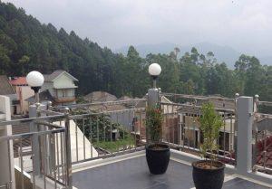 Villa Nuansa Pegunungan di Batu Malang