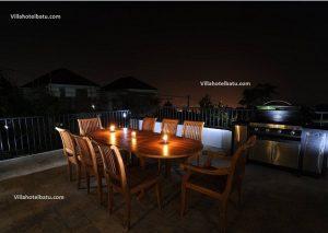 Desain Dan Furniture Villa Di Batu