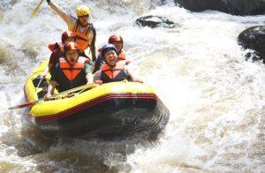 Kaliwatu Rafting Batu
