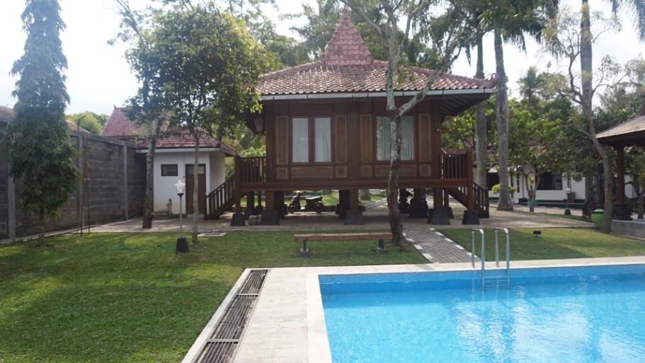 Villa Di Kota Batu Malang