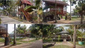 Villa Kebun Luas Batu