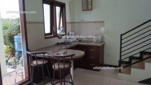 dapur villa fortune batu
