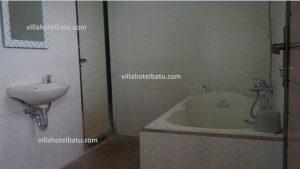 villa fasilitas bath ub batu