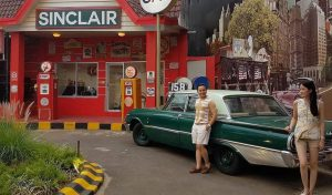 Wisata Museum Angkut Kota Batu