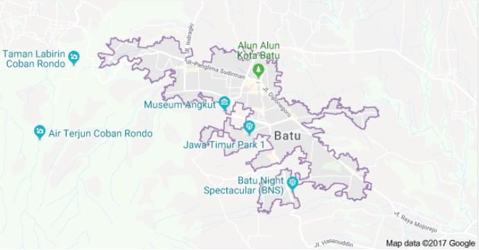 Mencari lokasi wisata sekitar Villa Di Batu yang bisa dikunjungi