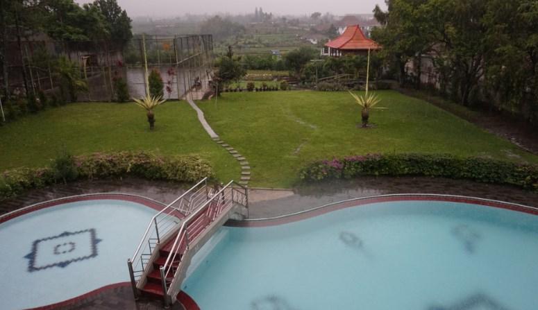 Villa di Batu Untuk Rombangan Harga Miring