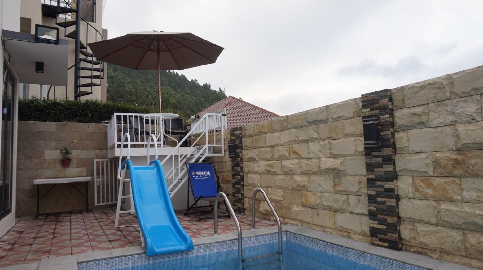 Villa Premium DP Planet