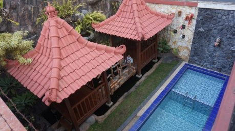 Villa Dp Planet Estate Batu Malang
