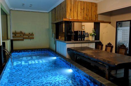 Villa DP Planet Estate 36 Malang