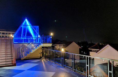 Villa Pyramid Batu Malang 15