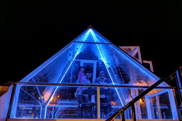 Villa Pyramid Batu