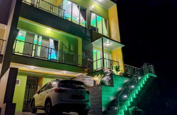 Villa Green Pinus Batu